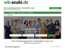 Das neue Ausbildungsportal für Ostwestfalen-Lippe: wb-azubi.de