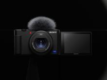 Sony ZV-1_Front_Blackback_Tilt