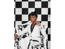 Pressbild Janelle Monae | Way Out West 2014