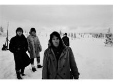 U2, outside Stockholm 1982