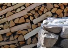 woodflow möter stenmur