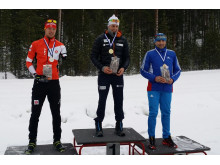 Nils-Erik Ulset vant World Cup 1 for syns- og bevegelseshemmede i Vuokatti, Finland