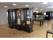 Udstilling om Fårhuslejren på Frøslevlejrens Museum
