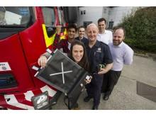 Northumbria Draeger fire service design project - original 1
