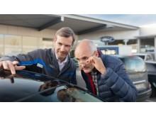 Ford forsikringsskade