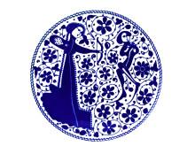 Bågskytt, mönster skapat av Bengt Berglund