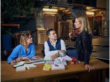 Regieteam Faust 2020 Goetheanum _ by Lucia Hunziker 2019