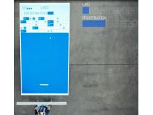 ume.net testar laggfrustration med specialbyggt spel