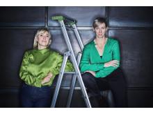 Sanna Hederus och Åsa Kallstenius, Kod Arkitekter