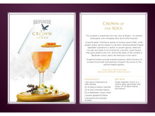 Beefeater Crown Jewel cocktailoppskrifter - Crown of the Soul