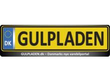 Gulpladen.dk - Danmarks nye varebilportal