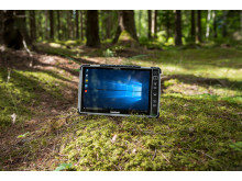 ALGIZ 10X rugged tablet with capacitive screen