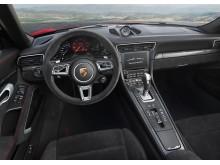 Interior 911 Carrera 4 GTS Cabriolet
