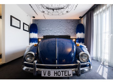 V8 Hotel Cologne@MOTORWORLD, Room VW Beetle