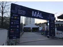 Stockholm Tunnel Run Citybanan 2017 - Målgång