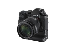 FUJIFILM X-H1 with XF16-55 F2.8 and Vertical Power Booster Grip VPB-XH1