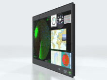 "High res image - Hatteland Display - 32"" Series X Multi Vision Display"