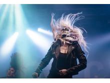 Nemisbandet Scarlet på Sweden Rock Festival 2019