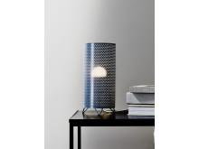 Bordslampa JENSPETER blå (129 SEK)