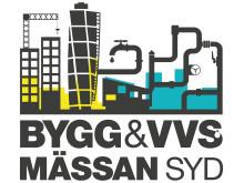 Bygg & VVS-mässan Syd loggo