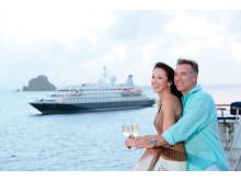 Seadream Yacht Club - lyxig semester med allt inkluderat