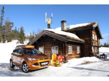 Ford Kuga møter høsten med utvidet produkttilbud, nå også med forhjulsdrift