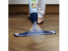 Bästa sättet att rengöra dina trägolv