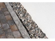 Riktig overgang mellom vegg og terreng er vesentlig for sluttresultatet