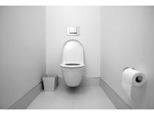 Unga bäst på att stänga toalettlocket