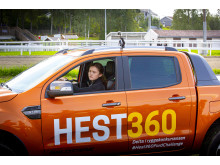Hest360FordChallenge Ryggekonkurranse Øvrevoll 25.08 2019 Jeanette Vagle, Sandnes Rogaland