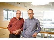 Claes Malmberg och Anders Urbas. Foto: JOACHIM BRINK