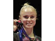 EM 2018 Jonna Adlerteg silver