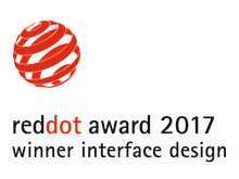 Red Dot Communication Design Award 2017