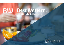 Hotellkedjan Best Western anlitar GO MO Group