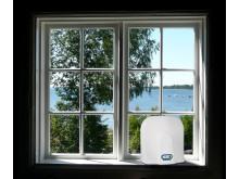 3G repeater i fönster