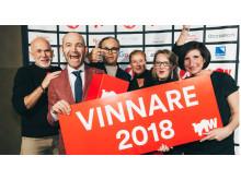 Mattias Jersild, Christian DI luca, Kim Saxberg, Pia Stenberg, Eva Junevad, Anneli Olofsson