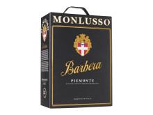 Monlusso Barbera - Systembolagets första barbera på box från Piemonte!