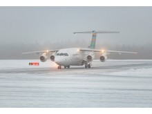 Första flyget BRA från Malmö