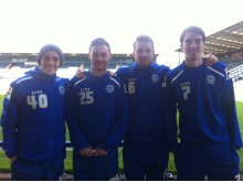 Rochdale AFC Players
