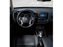 Plug-in Hybrid Outlander Modelljahr 2017