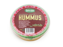 Hummus med soltorkade tomater 250g