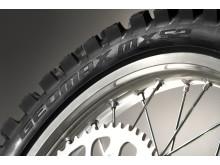 Dunlop Geomax MX52 Detail