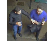 Sus 2 (l) and Sus 1 (r) Harlesden assault