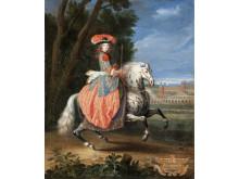 Ryttarporträtt 1670-tal