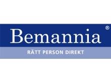 Bemannia utvald leverantör inom offentlig sektor