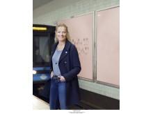 Heléne Tibblin från Bris ansvarig för samarbete mellan Gille och Bris 2017