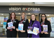 Wolverhampton optician hosts award-winning clinic, revealing over half of residents have stroke risk symptoms