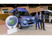 Daily Tourys Minibus of the Year 2017 - 2