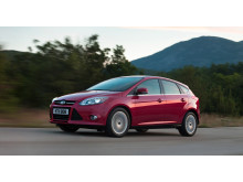 Nya Ford Focus kommer att vara officiell bil för 2011 International CES 6–9 januari i Las Vegas