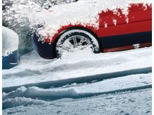 Renault Försäkring tipsar: 1 december är det dags att byta till vinterdäck